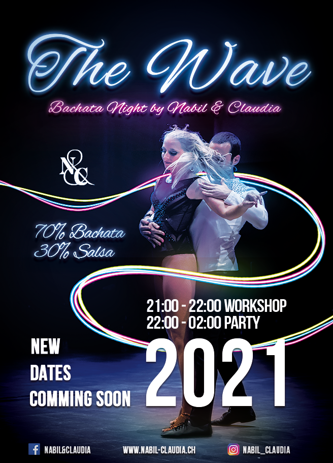 Nabil&Claudia, Bachata, Sensual, Tanzen, Kurs, Bern, Party, Night